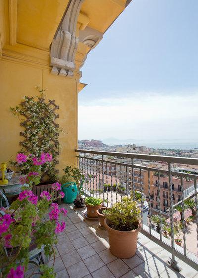 Mediterraneo Balcone by Cristina Cusani