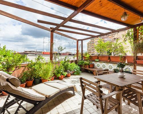 Giardino sul terrazzo foto e idee houzz