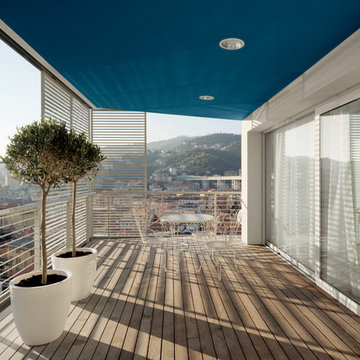 Terrazze, balconi e giardini