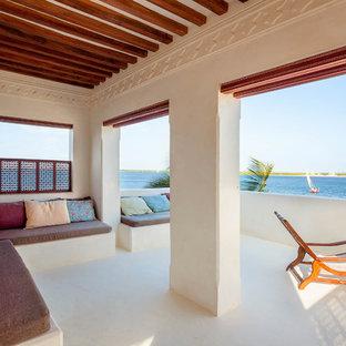 Idee per terrazze e balconi stile marinaro