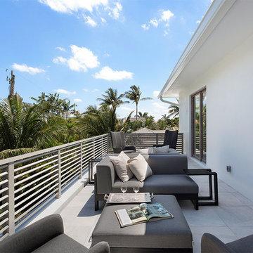 1017 Seagate Drive | Delray Beach, FL | Beach Area Estate