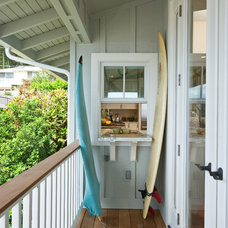 Tropical Deck by MOKULUA High Performance Builder