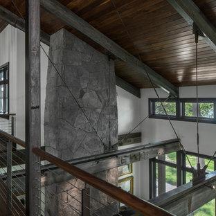 A High Performance Modern Farm House