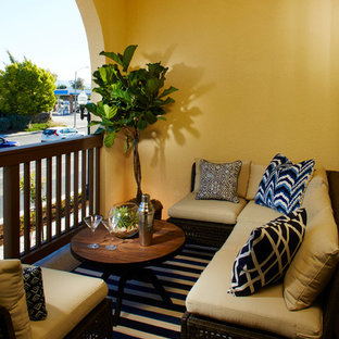 Arques Place by SummerHill Homes: Residence 2 Balcony