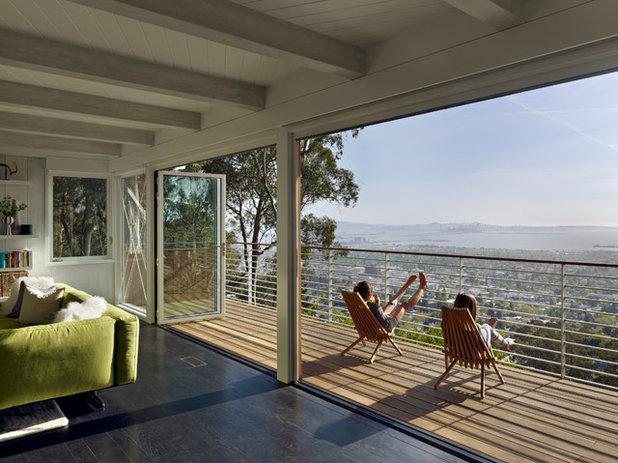 Ретро Балкон и лоджия by yamamar design