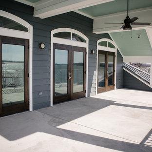 Breezy, Coastal Living Inspired Lake Home