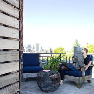 Inspiration för moderna balkonger