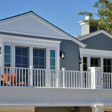 California Cape Cod Style Home