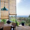 Cómo renovar la terraza cambiando los revestimientos de pared