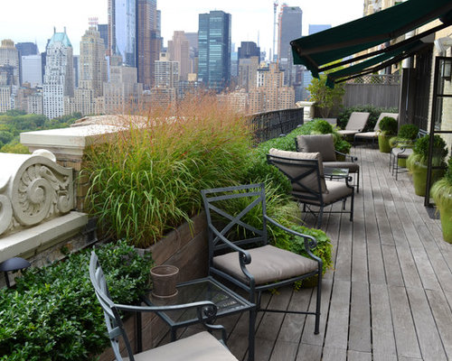 Central park west for Traditional balconies