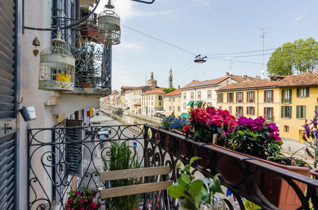 Балкон и лоджия by NOMADE ARCHITETTURA INTERIOR DESIGN