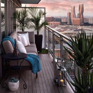 Condo Balcony Flooring