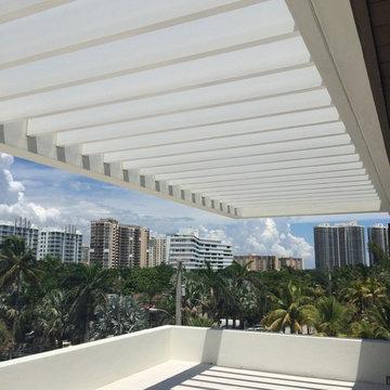 Custom Beach House, Ft. Lauderdale, Florida
