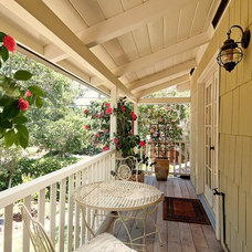 Rustic Porch by Debra Campbell Design