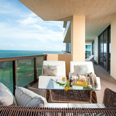 Modern Porch by DKOR Interiors Inc.- Interior Designers Miami, FL