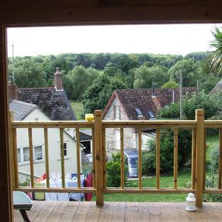 Dorchester, Dorset – 5.2m x 3.4m – 44mm log Open Plan Barbados Log Cabin