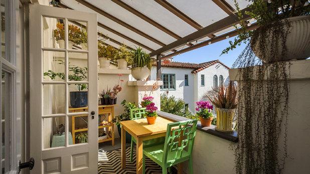 Mediterranean Balcony by Dennis Mayer - Photographer