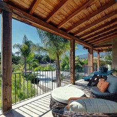 Mediterranean Deck by J. Grant Design Studio