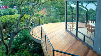 Elevated Ipe Deck