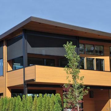 Enclosed Porch in Kirkland