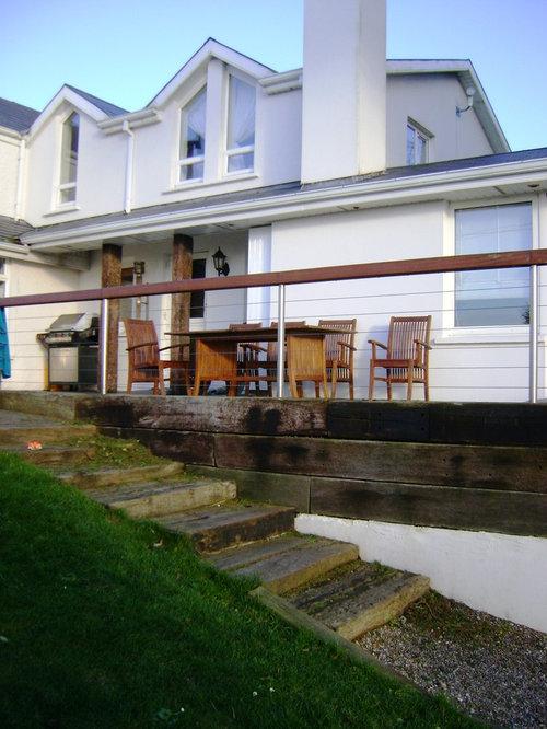 Billeder og inspiration til terrasse og altan i Cork