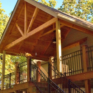 FFG Timber Frame Deck Cover