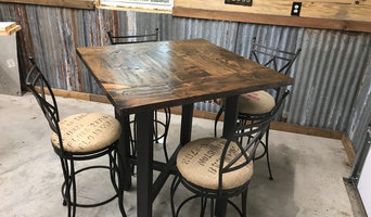 Four Person Pub Style Table Set