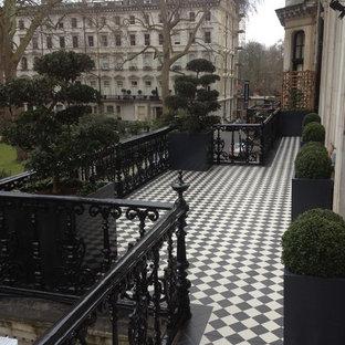Immagine di terrazze e balconi vittoriani