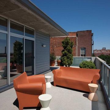 :: green residence ::