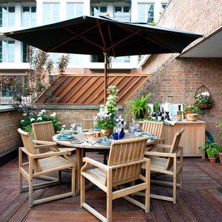 Неиссякаемый источник вдохновения для домашнего уюта: балкон и лоджия в классическом стиле