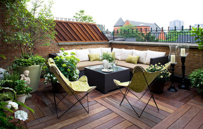 Dream Spaces: 12 Decks That Rise Above It All