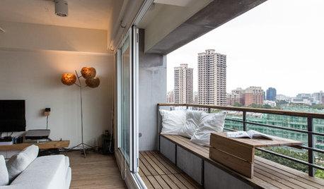 Design Tips to Maximise Your Tiny Balcony