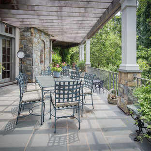 75 Beautiful Balcony With A Pergola Pictures Ideas March 2021 Houzz