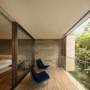 75 Beautiful Modern Balcony Pictures & Ideas | Houzz