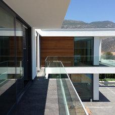 Contemporary Deck by cenk doğan architecture studıo