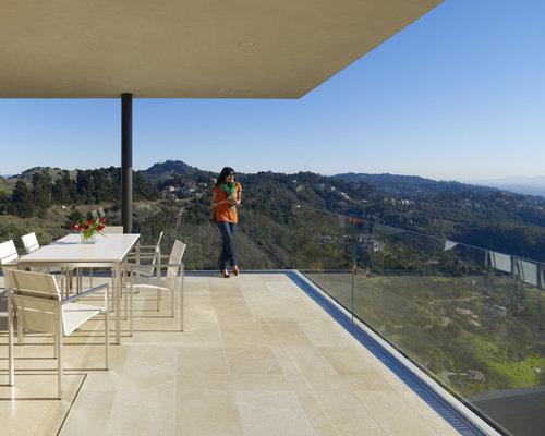 Frameless Glass Railing Home Design Ideas Pictures