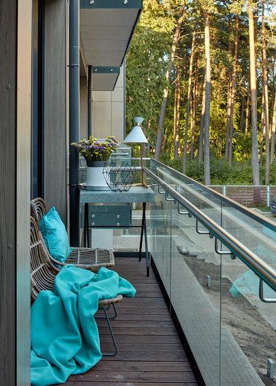 Современный Балкон и лоджия by Follow beauty Interiors