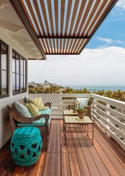 Coastal Balcony by Brian Lewotsky Company Inc.