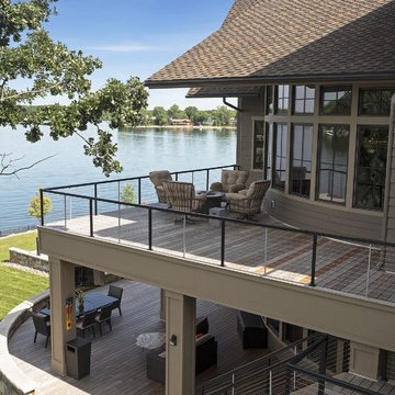 Lake Homes with Protection