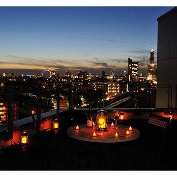 London Penthouse Show Apartment