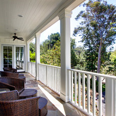 Traditional Porch by White Picket Fence, Inc