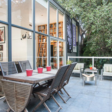 Modern Deck by The Value Of Architecture