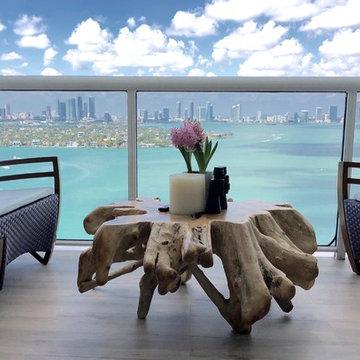 Miami Beach Modern Condo