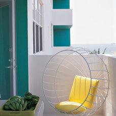 Contemporary Deck by Pierce Allen