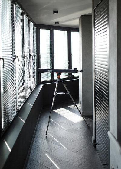 Лофт Балкон и лоджия by buro5
