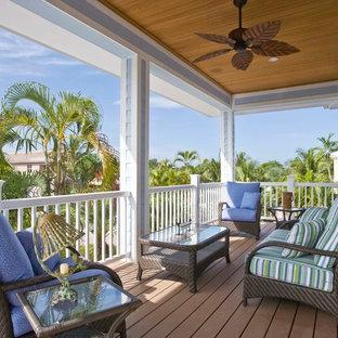 Naples Old Florida Beach Home