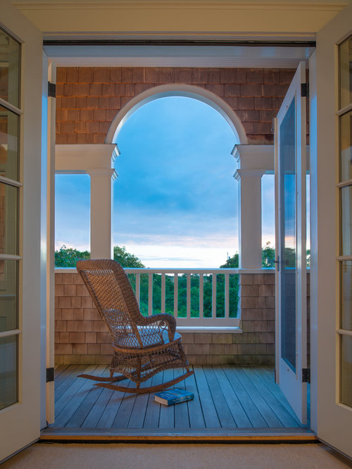 Master Bedroom Balcony Houzz