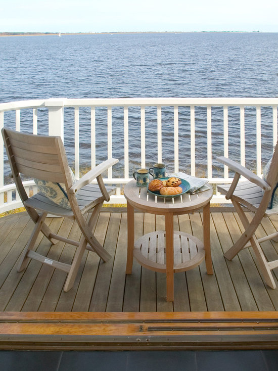 patio furniture for small deck houzz. Black Bedroom Furniture Sets. Home Design Ideas