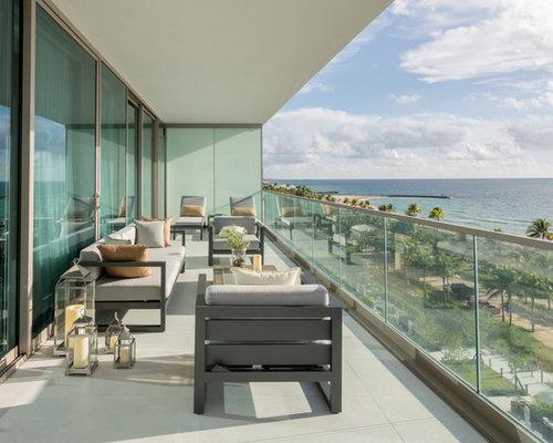 Balcony ideas design photos houzz for Balcony designs pictures sri lanka