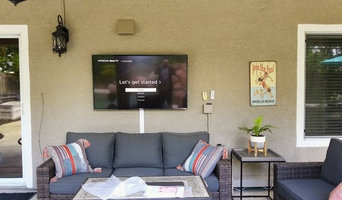 Patio Entertainment TV Mounting